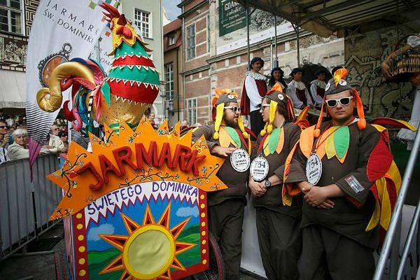 Jarmark Dominikański odwiedziło ponad siedem milionów turystów