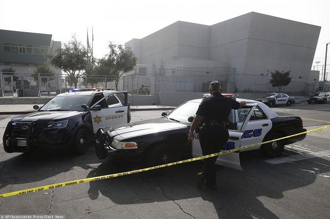 USA. Strzelanina w szkole w Kalifornii. Są ranni (zdj. ilustracyjne)