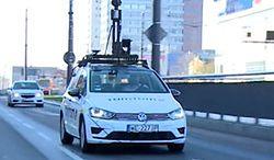 Polacy tworzą nawigację dla samochodów autonomicznych