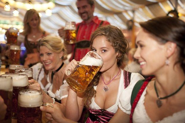 Bo Oktoberfest to nie tylko piwo!