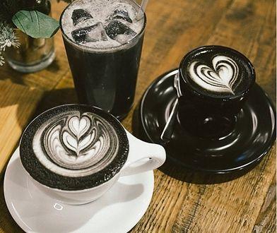 Najczarniejsza z kaw. Sekretem jest jeden składnik