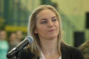 Dominika Figurska jest aktorką i zaangażowaną działaczką ruchu pro-life