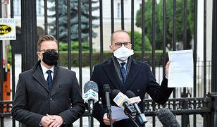 Koronawirus w Polsce. Ministerstwo Zdrowia składa zawiadomienie ws. respiratorów