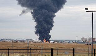 Katastrofa zabytkowego samolotu w USA. Nie żyje 7 osób