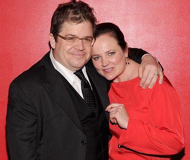 Michelle u boku męża Pattona. W książce wyznała, że nie przepadała za światem gwiazd i branżowymi imprezami.