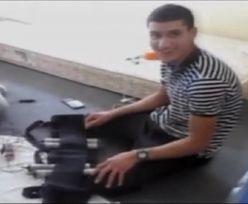 Przerażające nagranie terrorystów. Tak przygotowywali się do ataku