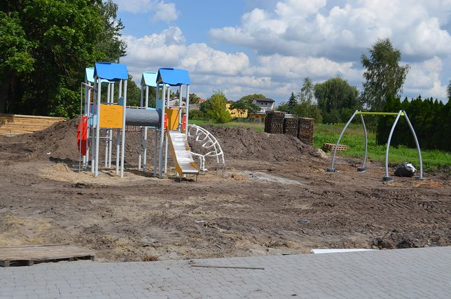 Na budowie terenów rekreacyjnych w Nadarzynie zginął jeden z robotników