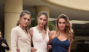 Zachwycające córki Sylwestra Stallone'a podbiją galę Złotych Globów?