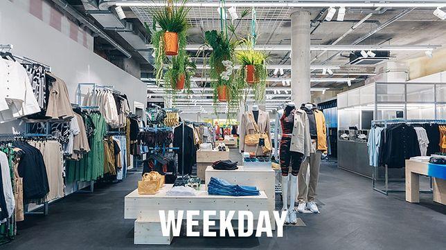 Marka Weekday należąca do H&M w przyszłym roku pojawi się w Polsce