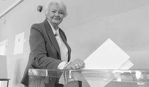 Krystyna Łybacka nie żyje. Była minister edukacji miała 74 lata