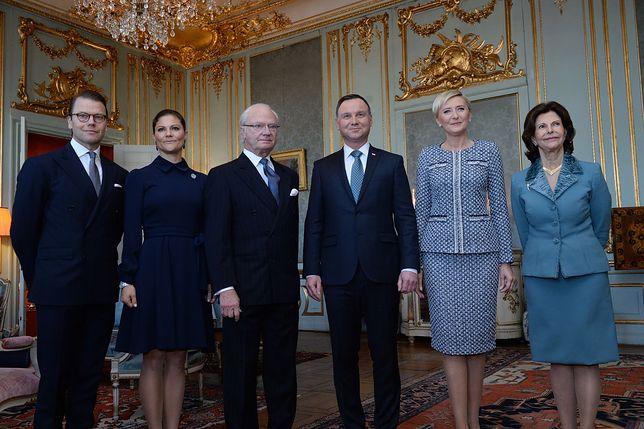 Żona polskiego prezydenta dawno nie wyglądała tak dobrze