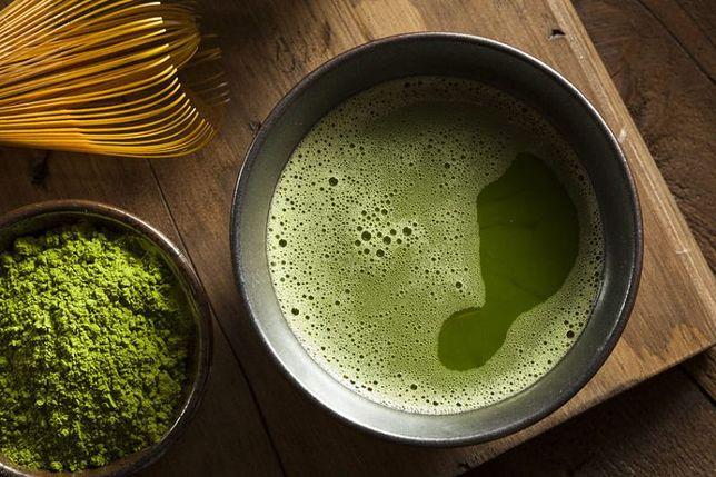 Herbata matcha - naturalne źródło antyoksydantów i przeciwutleniaczy