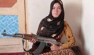 Afganistan. Krwawa zemsta nastolatki. Zabiła Talibów, którzy zamordowali jej rodziców
