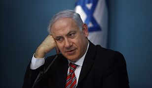 Izrael. Netanjahu oddał władzę. Media: Premier kazał niszczyć dokumenty