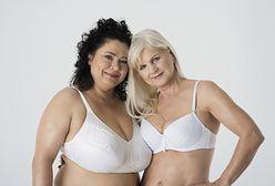 Jędrny biust bez skalpela. Biustonosze dla kobiet po 50, 60 i 70-tce