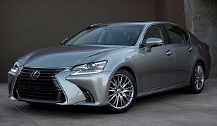 Zmodernizowany Lexus GS wjeżdża na polski rynek
