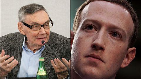 """Turski pisze do Zuckerberga. Ofiara Auschwitz: """"Facebook nie może negować Holokaustu"""""""