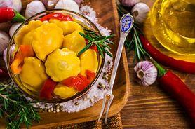 Patison - właściwości, zastosowanie w kuchni, kiszone patisony