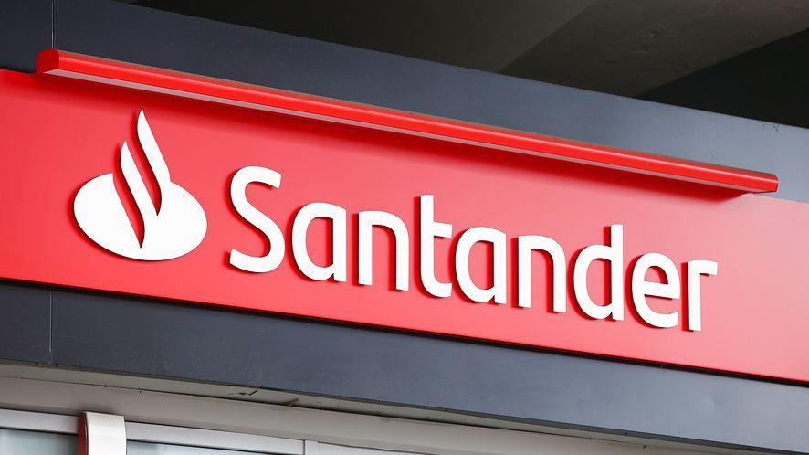 Bank Santander ostrzega przed phishingiem, fot. Tomasz Kawka/East News