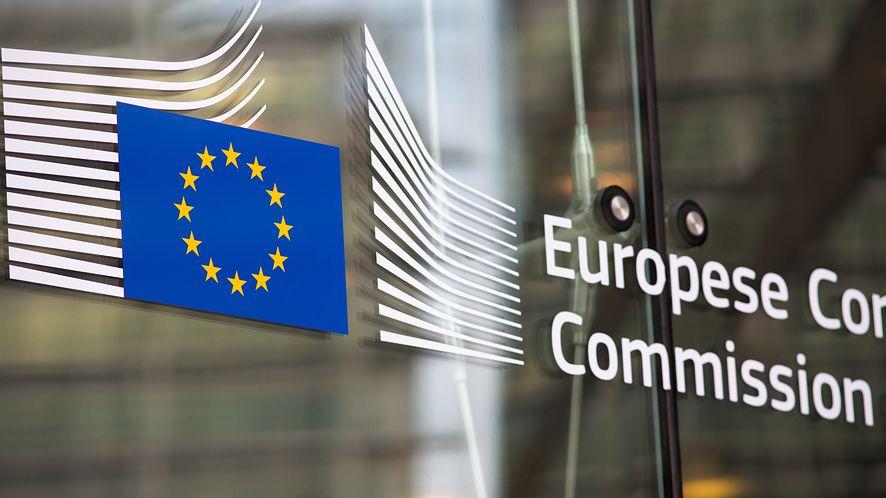 Komisja Europejska z depositphotos