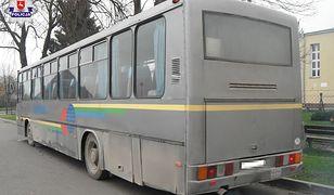 Pojazdem kierował 61-letni mieszkaniec powiatu krasnostawskiego