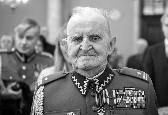 Nie żyje płk Bolesław Kowalski. Miał 101 lat