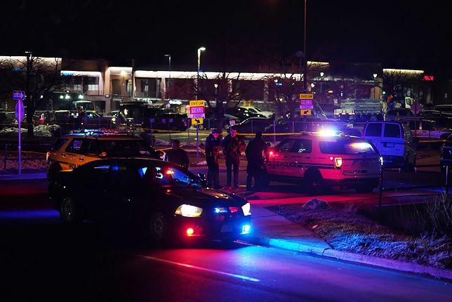 USA. Napastnik otworzył ogień do ludzi w Boulder