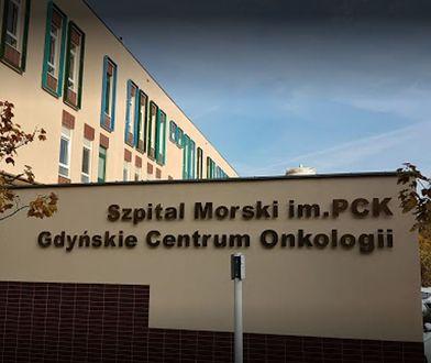 Koronawirus w Polsce. COVID-19 wykryto u trzech pracowników Szpitala Morskiego im. PCK w Gdyni