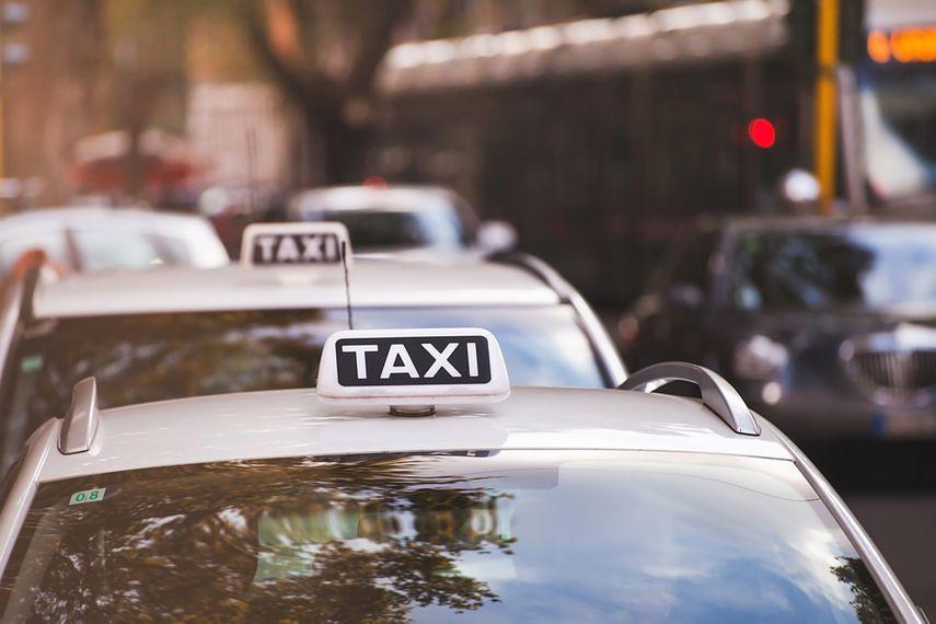 Protest taksówkarzy. Miasta staną w korkach