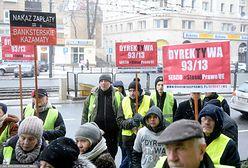 Bank zagroził rodzinie Dziubaków. Frankowicze poskarżą się Unii