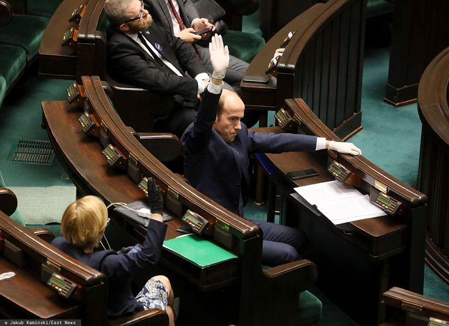 Koronawirus w Polsce. Sejm wznawia obrady