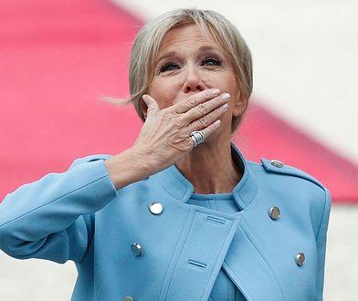 Walka o kolana Brigitte Macron. Przestańmy mówić, że nie wypada!