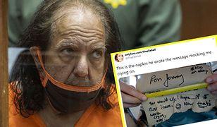 Ron Jeremy usłyszał zarzuty 26 czerwca 2020 r.