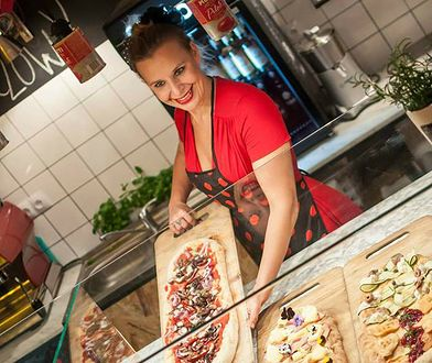 40-stka otworzyła jej drzwi do tanga, samodzielności i biznesu z pizzą w roli głównej