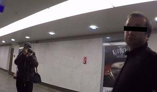 Youtuberzy zatrzymali pedofila na Dworcu Centralnym [WIDEO +18]