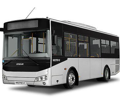 Autobus tureckiego przewoźnika
