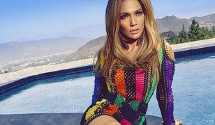 """Modowe sentymenty Jennifer Lopez. Gwiazda pop dla """"Harper's Bazaar"""""""