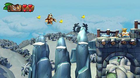 Donkey Kong Country: Tropical Freeze doczekało się pierwszej oceny