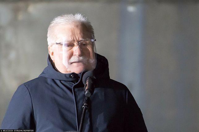 Lech Wałęsa wstawił się za Zbigniewem Stonogą