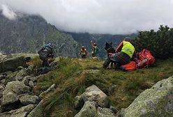 Horror w Tatrach. Obok zwłok leżał pies