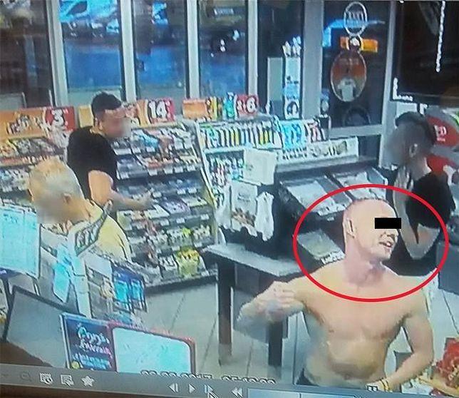 """Zatrzymano sprawcę pobicia mężczyzny na stacji benzynowej. """"Zobaczymy, czy będzie mu wesoło teraz"""""""
