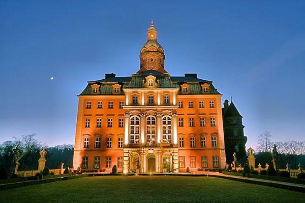 Dolnośląski Festiwal Tajemnic na zamku Książ w Wałbrzychu