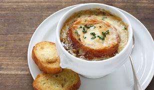 Grzanki doskonale pasują do zup, zwłaszcza gęstych