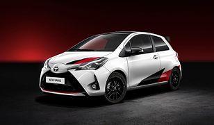 Toyota Yaris GRMN – miejski hot-hatch z silnikiem 1,8 l