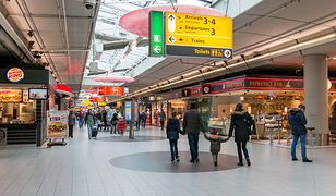 Lotnisko Amsterdam-Schiphol (AMS)