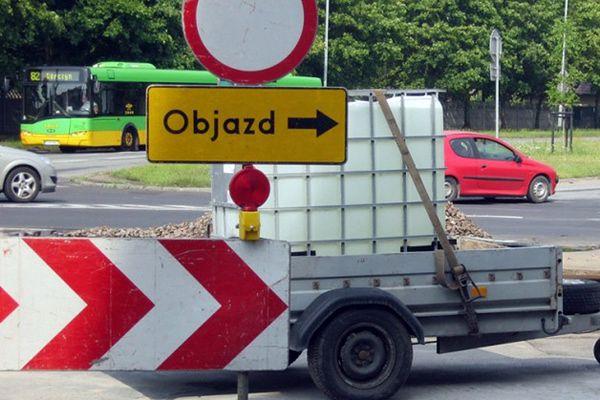 Jest zgoda - na czas remontu ul. Złocieniowa będzie otwarta dla ruchu