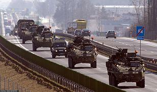 Ćwiczenia Dragon-21. Wojsko wyjedzie na polskie drogi