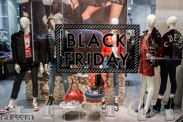 29 listopada nadejdzie długo wyczekiwany Black Friday. Łowcy okazji już zacierają ręce.