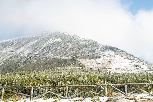 Śnieżka to najwyższy szczyt w Karkonoszach