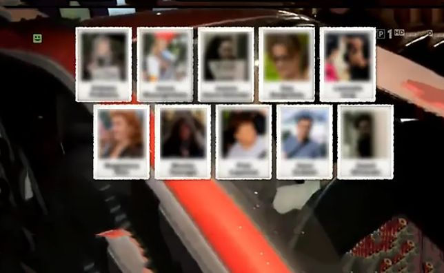"""W materiale """"Wiadomości"""" ujawniono wizerunki i dane osobowe protestujących"""